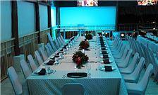 Margaritaville Beach Resort Playa Flamingo - Dinner Table Set Up and Arrangement