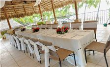 Margaritaville Beach Resort Playa Flamingo - Buffet de Boda