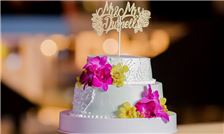 Margaritaville Beach Resort Playa Flamingo - Wedding Cake