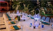 Margaritaville Beach Resort Playa Flamingo - Wedding Dinner near License to Chill Bar