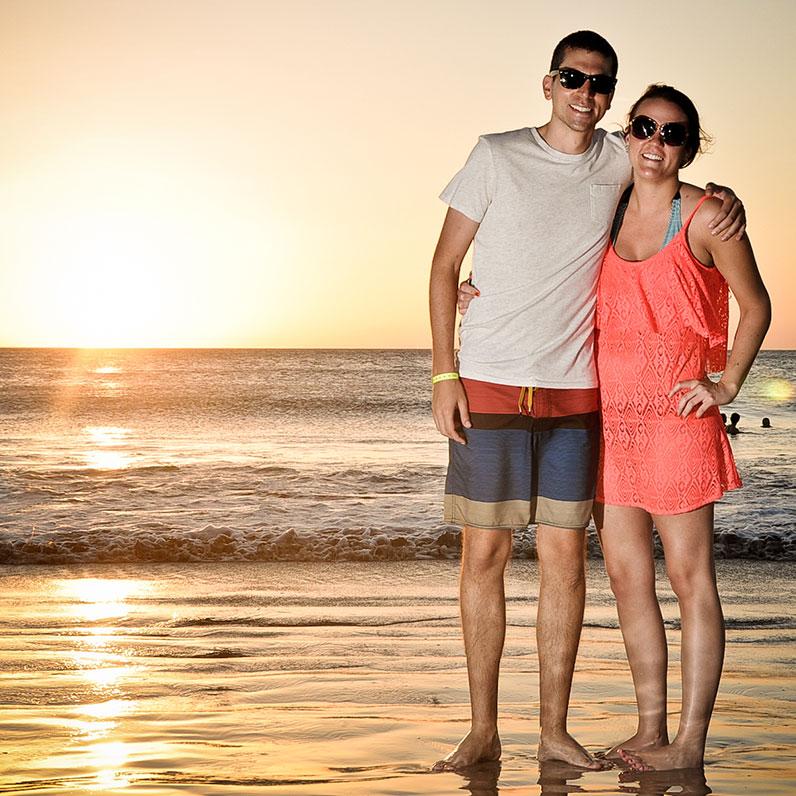 Playas en Costa Rica