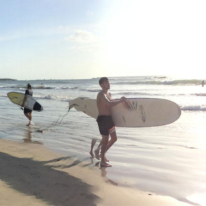 Playa Tamarindo - Costa Rica