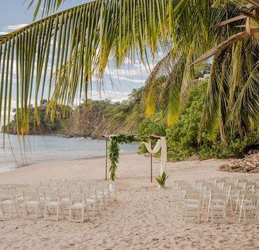 Instalaciones de Boda y Eventos, Costa Rica Beach Resort