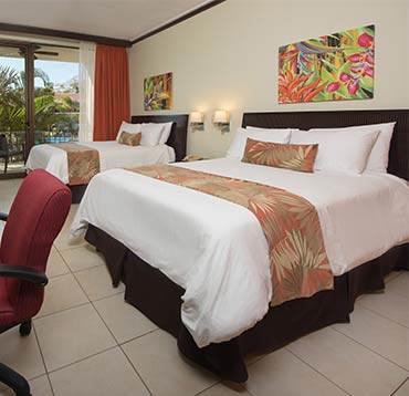 Habitaciones en Flamingo Beach Resort, Costa Rica