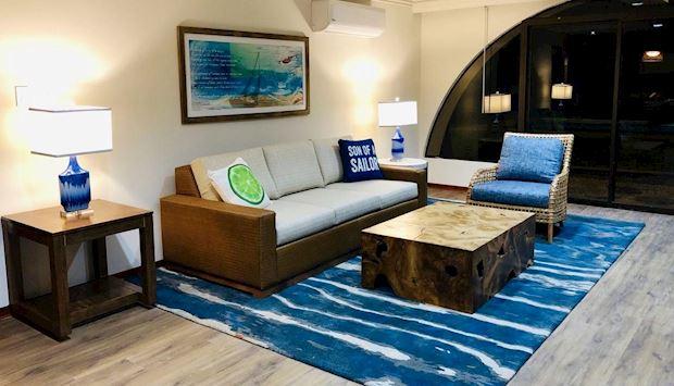 Sustainable Cost Rica Beach resort