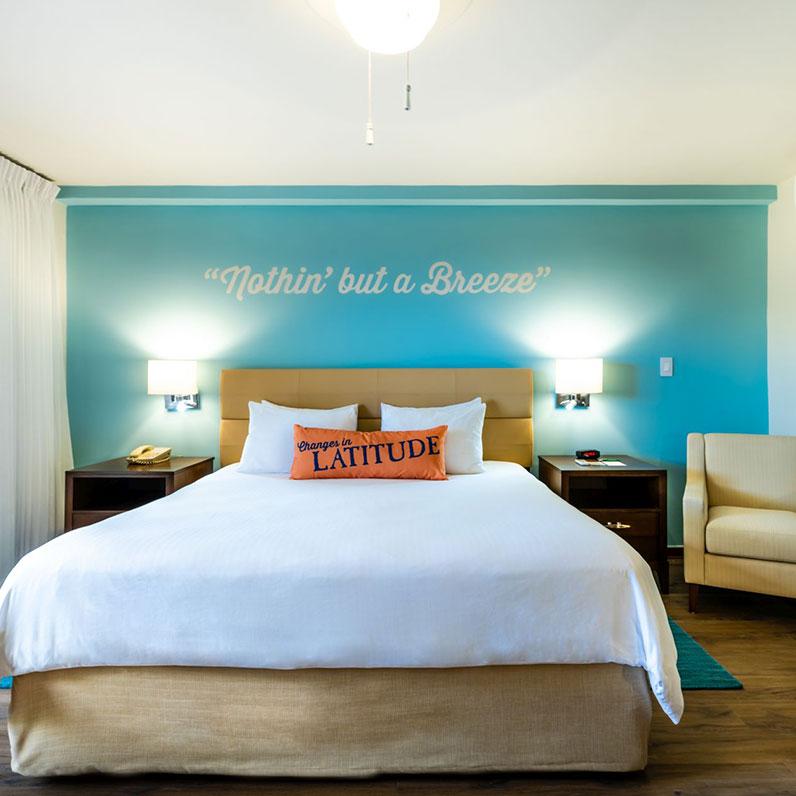 Habitación Estándar con una cama tamaño King