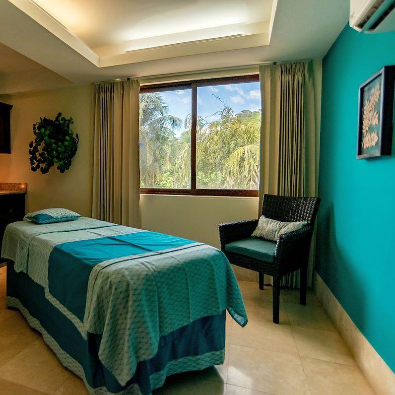 Servicios OnZen Spa, Flamingo Resort, Costa Rica