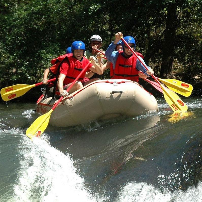 Río Tenorio Rafting en Costa Rica