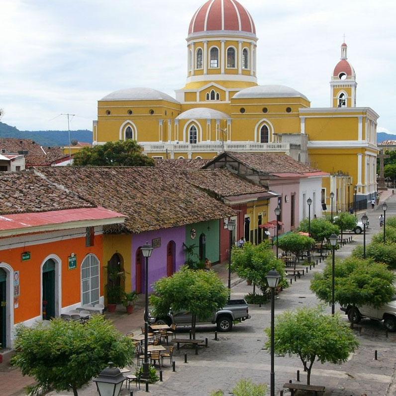 Disfrute de un tour Colonial en Granada Nicaragua
