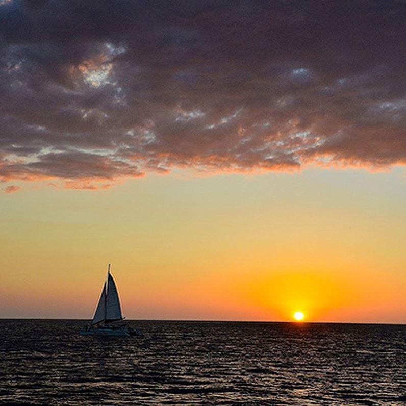 Tour en catamarán en Costa Rica
