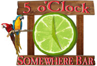 5 O'Clock Somewhere Bar & Grill