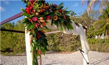 Margaritaville Beach Resort Playa Flamingo - Beachfront Wedding Canopy