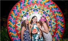 Margaritaville Beach Resort Playa Flamingo - Photo Booth at Wedding Reception