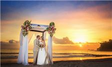 Margaritaville Beach Resort Playa Flamingo - Sunset Wedding