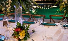 Margaritaville Beach Resort Playa Flamingo - Wedding Dinner Overlooking Pool
