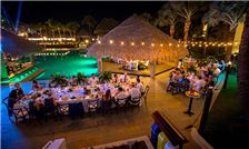 Margaritaville Beach Resort Playa Flamingo - Wedding Guests Enjoying Dinner at Resort