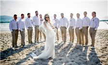 Margaritaville Beach Resort Playa Flamingo - Beach Bride