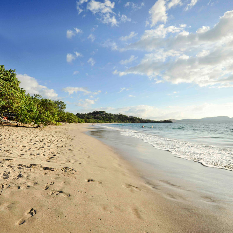 Beaches of Cost Rica
