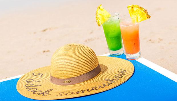 Beach Activities at Margaritaville Beach Resort Playa Flamingo