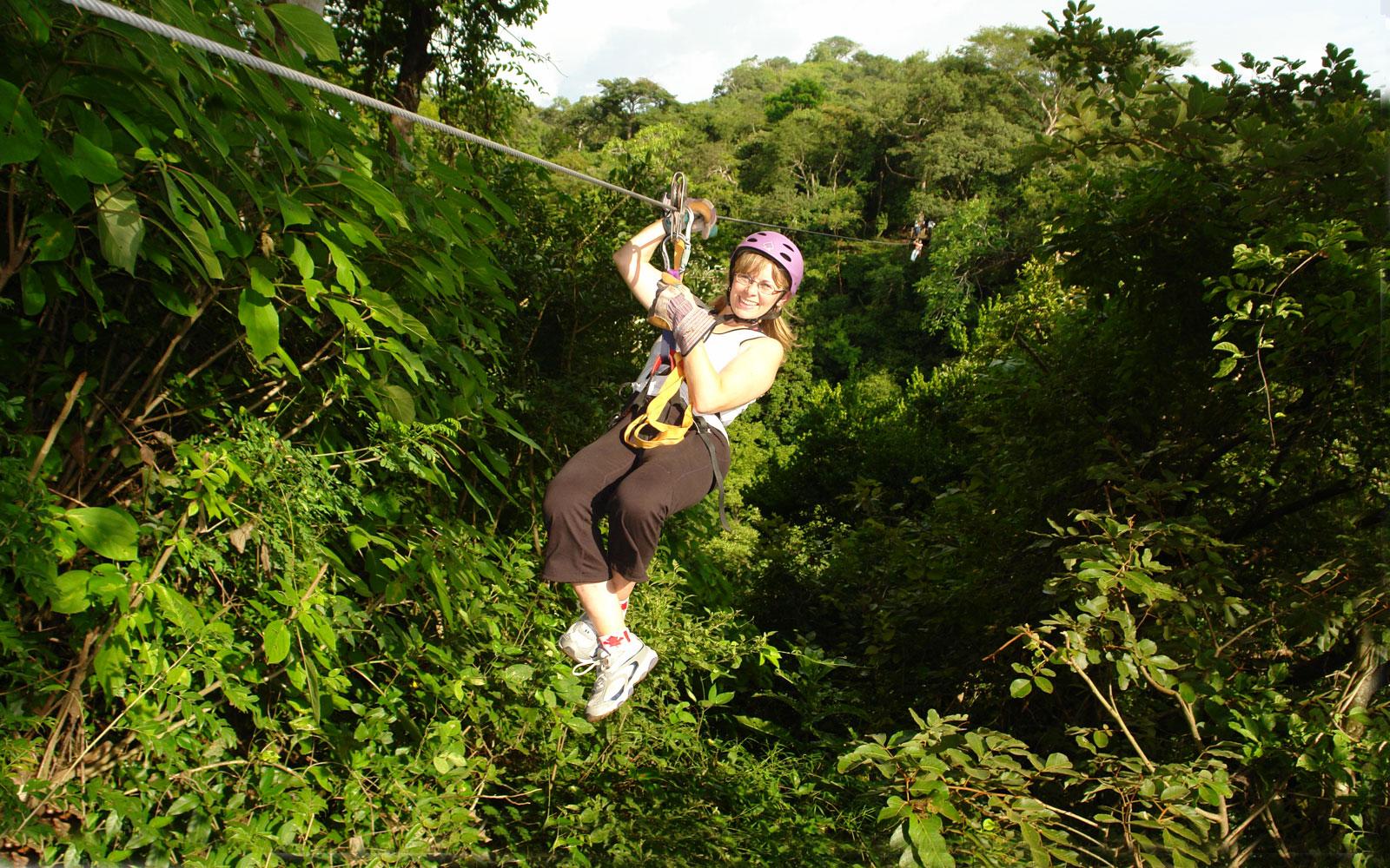 Arenal Volcano Hot Springs Rainforest Adventure in Costa Rica
