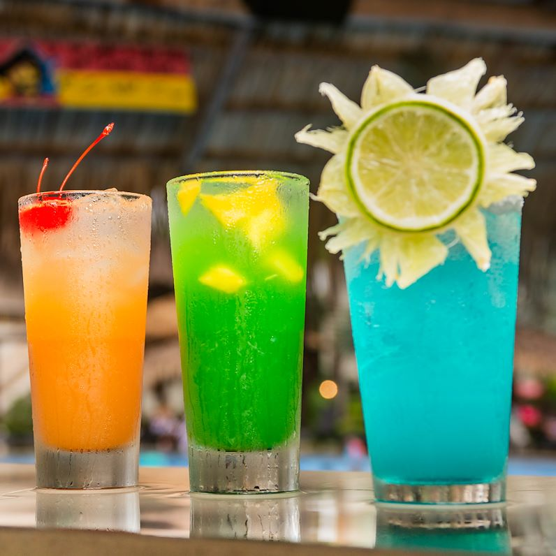 Packages offered at Margaritaville Beach Resort, Costa Rica