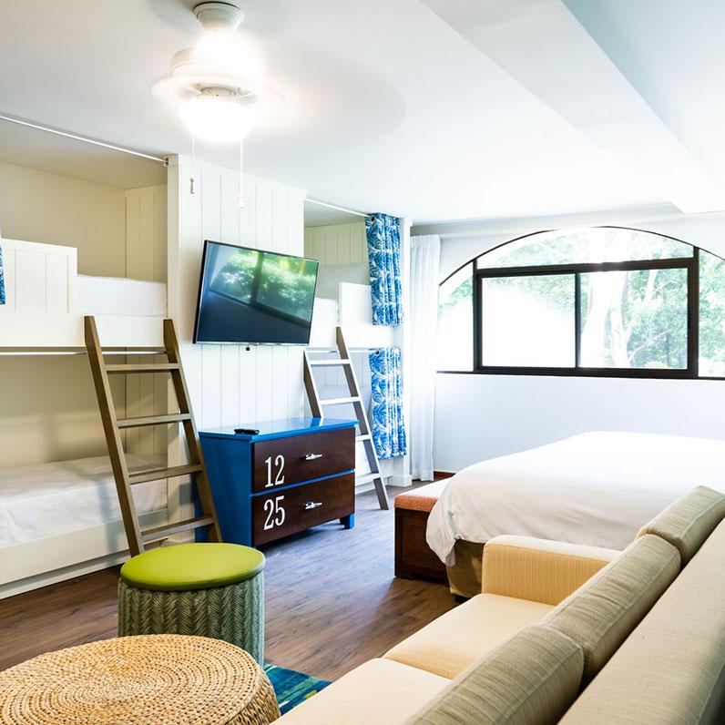 Family Bunk Bed Junior Suite
