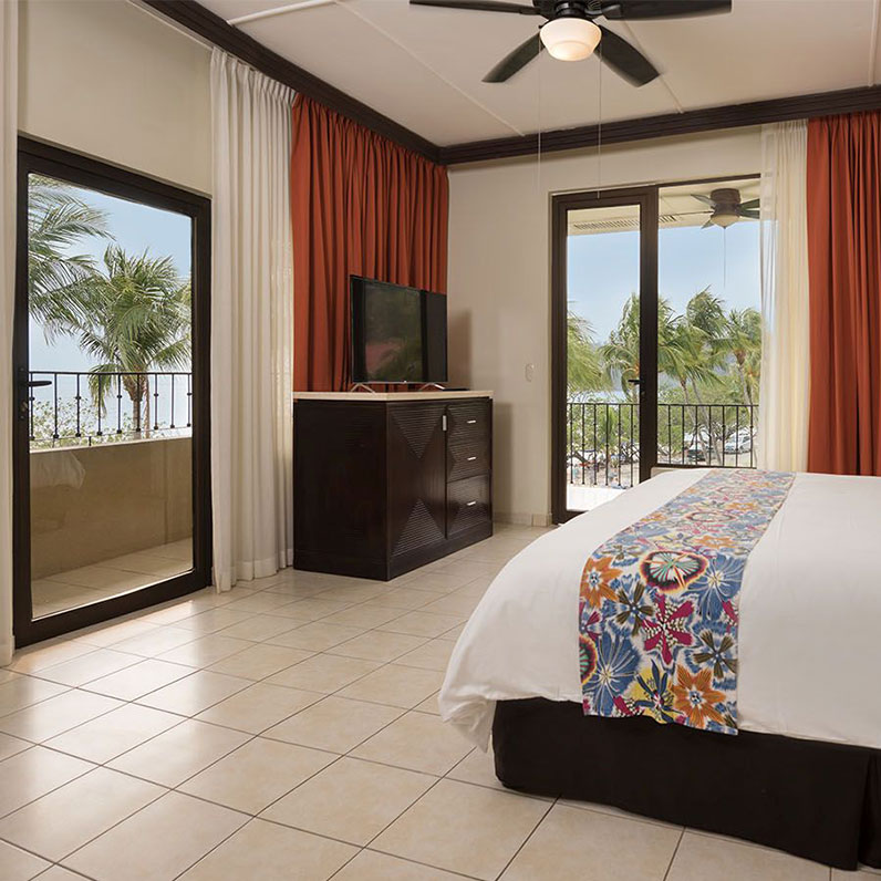 Ocean View Suites at Flamingo Beach Resort, Cost Rica