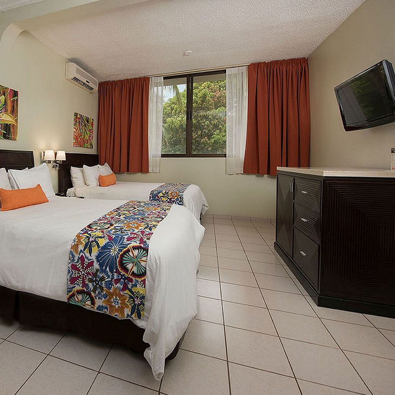Studio Rooms at Flamingo Beach Resort, Cost Rica