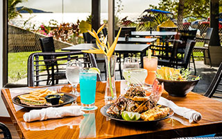 Banana Wind Cafe of Margaritaville Beach Resort
