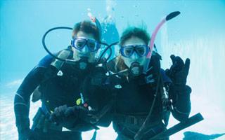 Scuba Diving Resort Course nearby Guanacaste Resort