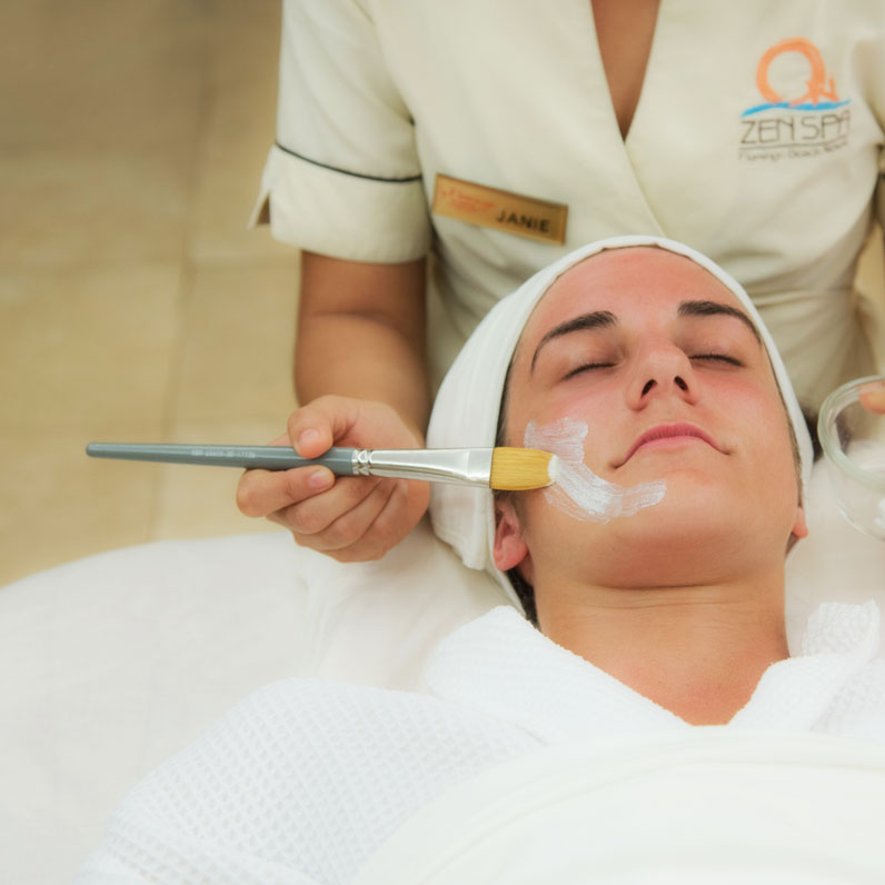 Have a Facials in Flamingo Beach Resort, Cost Rica