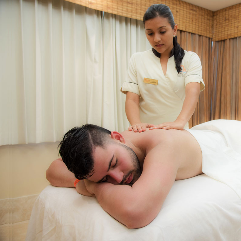 On Zen Spa offering Spa Packages in Margaritaville Beach Resort Playa Flamingo, Cost Rica