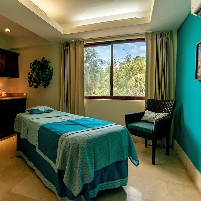 On Zen Spa Services at Margaritaville Beach Resort Playa Flamingo, Cost Rica