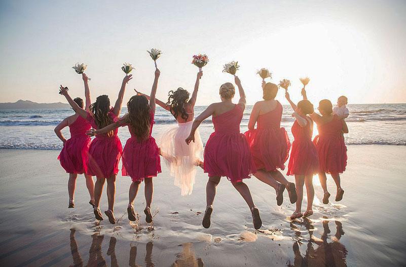 View Weddings Gallery of Flamingo Beach Resort, Cost Rica
